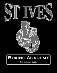 St ives boxing logo